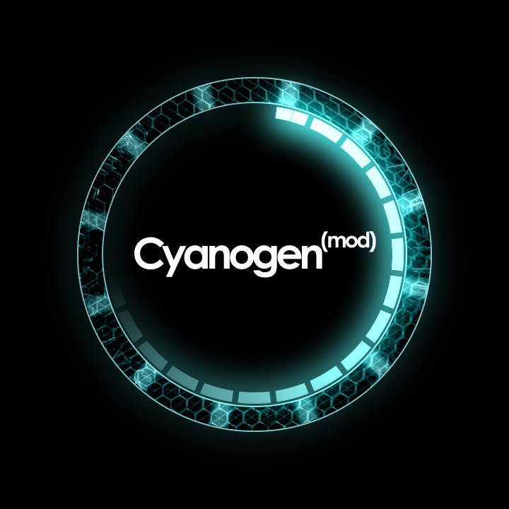Cyanogenmod Wallpaper: CyanogenMod Boot Animation