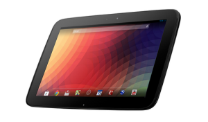 Nexus 10 front 2