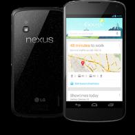 Nexus 4 front back