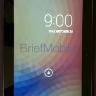 Samsung Nexus 10 portrait