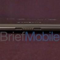 Samsung Nexus 10 side